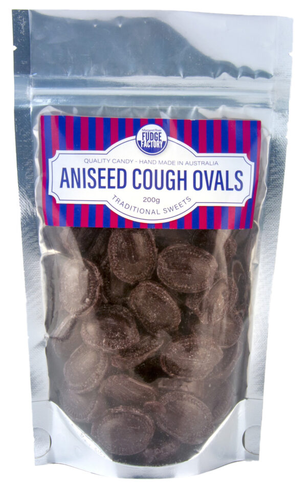 Aniseed Cough Ovals
