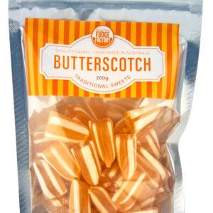 Butterscotch lollies
