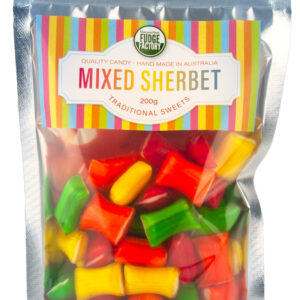 Mixed Sherbet