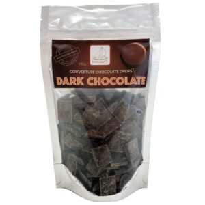 Dark Chocolate Couverture Chips 150g