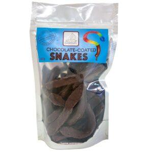 Chocolate Coated Snakes
