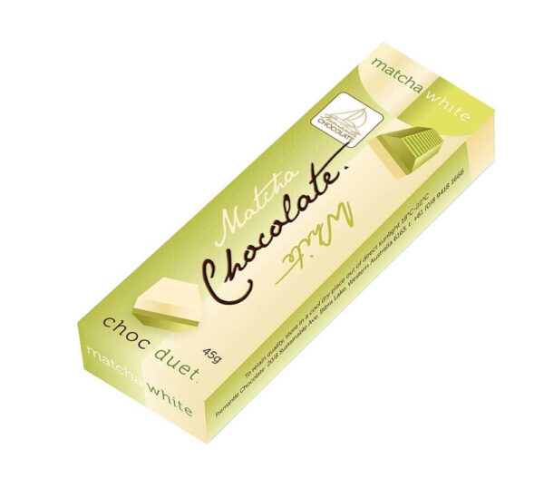 white Chocolate in Perth