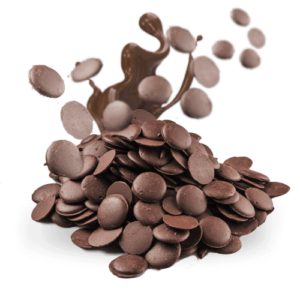 Couverture Chocolate Buttons