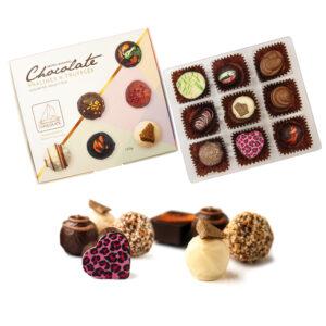 Fremantle Chocolates NEW 9pce Truffle Box.